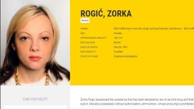 Photo of U Irskoj uhićena mlada Riječanka s liste najtraženijih europskih bjegunaca