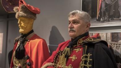 Photo of U ETNOGRAFSKOM MUZEJU Kravat pukovnija u sklopu izložbe o Krabatu