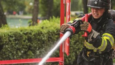 Photo of USUSRET DANU ŽENA Hrvatska ima oko 150 tisuća vatrogasaca, a 20 posto tog broja čine žene