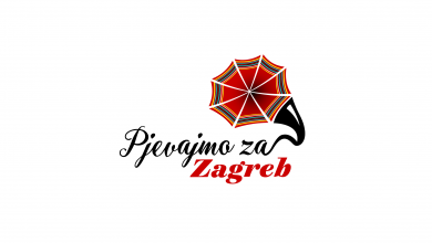 """Photo of """"Pjevajmo za Zagreb"""" – poznati glazbenici i građani pjevaju za naš glavni grad!"""