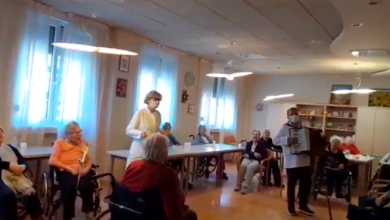 Photo of VIDEO Pozitiva u staračkom domu: U 24-satnoj karanteni traje 24-satna fešta