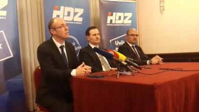 Photo of Plenković pobijedio Kovača, press konferenciju prvo održao poraženi stožer HDZ-a