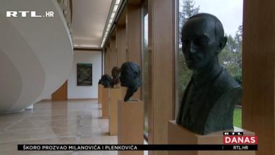 """Photo of VIDEO Predsjednik uklonio sve biste s Pantovčaka: """"Pokazao je odnos prema prošlosti"""""""