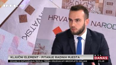 Photo of VIDEO Aladrović: Plaće i mirovine nisu ugrožene zbog pandemije koronavirusa