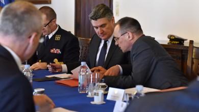Photo of Održana sjednica Vijeća za nacionalnu sigurnost, pričalo se o migrantima i epidemiji koronavirusa