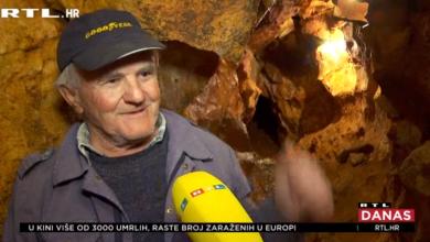 Photo of VIDEO Vrijedni Sanader iz Dugobaba iskopao 47 metara podzemnog tunela!
