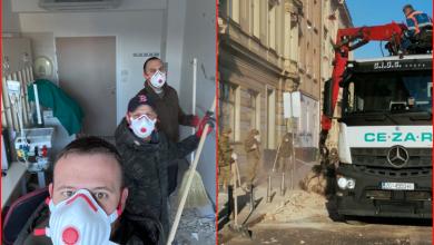 Photo of C.I.O.S. grupa stavila se na raspolaganje zagrebačkom gradskom stožeru