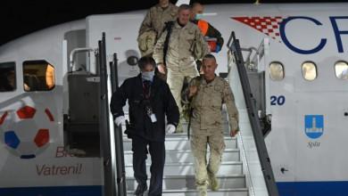 """Photo of Hrvatski vojnici vratili se iz Afganistana: """"Najteže je bilo pratiti potres iz druge zemlje"""""""