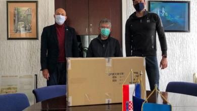 """Photo of Tvornica """"Neda"""" iz Senja darovala opremu za medicinsko osoblje"""