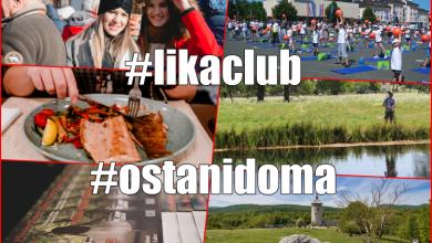 Photo of Lika Club se pridružuje akciji – #ostanidoma i prisjeti se naših najboljih tekstova!