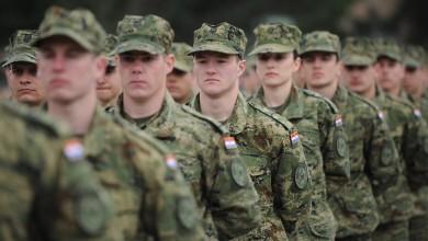 Photo of MORH prima 240 vojnika i mornara u djelatnu vojnu službu