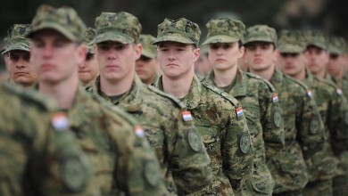 Photo of Hrvatska vojska kreće u pomoć zdravstvu
