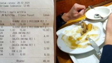 Photo of Nakon objave računa, peticijom traže da saborski zastupnici plaćaju porez na ručak
