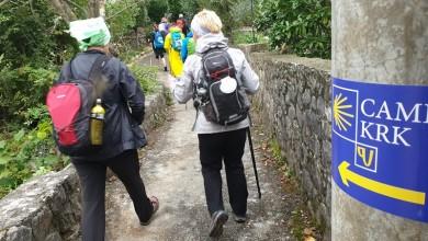 Photo of Online Camino događanje na otoku Krku privuklo preko 24.856 pregleda turista