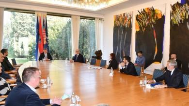 Photo of Predsjednik Republike zahvalio volonterima statičarima na nesebičnom angažmanu i trudu