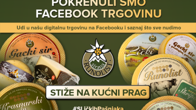 Photo of Sirana Runolist pokrenula Facebook trgovinu, od danas možete birati i naručiti proizvode