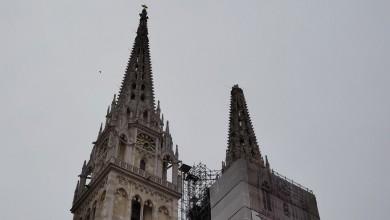 Photo of SVE JE SPREMNO Uklanjanje tornja katedrale moglo bi početi u 15 sati