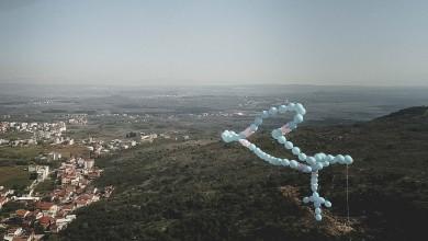 Photo of ZA PRESTANAK EPIDEMIJE Vjernici u Međugorju pustili u vis veliku krunicu od balona