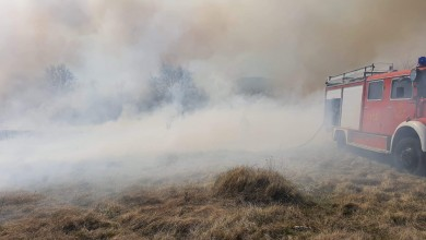 Photo of Požari na otvorenom u Gospiću, Otočcu, Brinju, Udbini i Lovincu