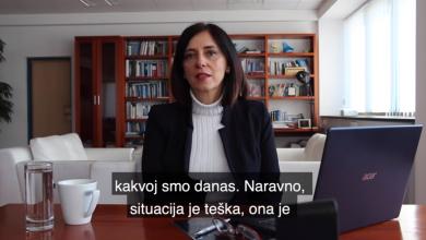 Photo of Ministrica Divjak poslala poruku maturantima: Esej iz hrvatskog neće se pisati sredinom svibnja