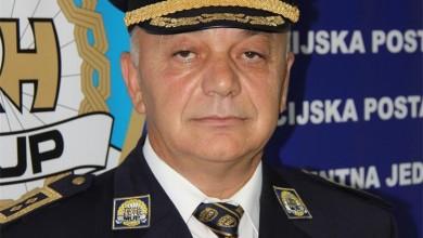 Photo of Posljednji pozdrav načelniku Policijske uprave ličko-senjske Josipu Biljanu