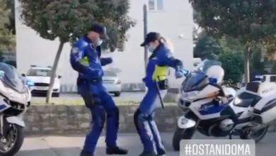 Photo of PRIHVATILI IZAZOV Ples hrvatskih policajaca je hit na Twitteru!