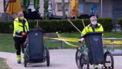 """Photo of VIDEO Kako pravilno baciti iskorištene maske i rukavice: """"Na ovaj način otpad nije rizik za radnike Čistoće"""""""