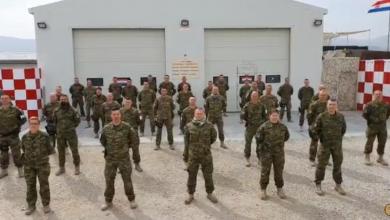 Photo of Hrvatski vojnici iz Afganistana: Sretan Uskrs i ostanite doma!