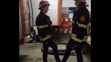 Photo of ZAPLESALE I LIČANKE Vatrogaskinje DVD-a Sinac prihvatile izazov policajaca!