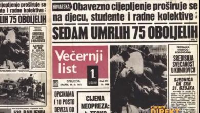 """Photo of VIDEO Prije 48 godina Jugoslavijom su harale velike boginje: """"Pasažiranjem je virus oslabio"""""""