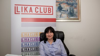 Photo of INTERVIEW – Kristina Prša: Moram reći da sam jako zadovoljna s ponašanjem građana Gospića u korona krizi