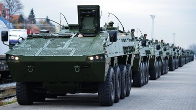 Photo of Prevrnulo se vojno oklopno vozilo u Lici, nema ozlijeđenih