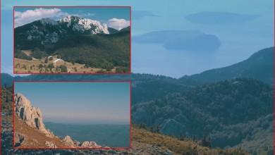 Photo of IMPOZANTAN VELEBIT Video koji dočarava svu ljepotu najjače hrvatske planine