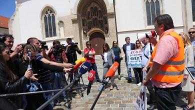 Photo of Poduzetnici zadovoljni prvom prosvjedom, ali misle da će ih trebati još