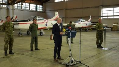 Photo of U Zemuniku održana konferencija za medije o nesreći pada aviona ZLIN