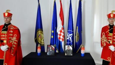 Photo of Održana komemoracija za natporučnika Novkovića i poručnika Jagatića