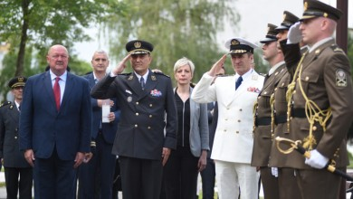 Photo of U Karlovcu svečano obilježen Dan Hrvatske kopnene vojske