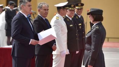 Photo of Predsjednik Republike uručio činove i pohvale pripadnicama i pripadnicima Hrvatske vojske
