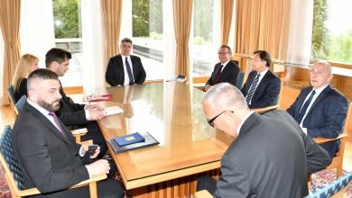 Photo of Predsjednik Milanović primio HAZU u svom uredu