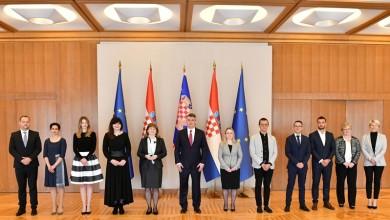 Photo of Predsjednik Republike primio predstavnike Hrvatskog nacionalnog saveza sestrinstva