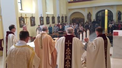 Photo of U gospićkoj katedrali proslavljena 20. obljetnica biskupije i 4. obljetnica biskupstva Zdenka Križića