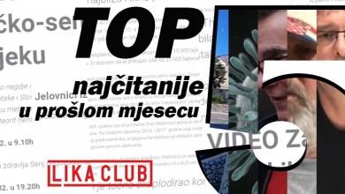 Photo of TOP 5 Što se najviše čitalo u travnju? Apel iz Korenice, nova hit kava, kršenje zabrane rada…