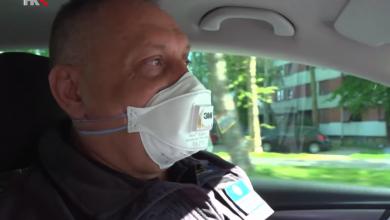 Photo of VIDEO Jedan dan s pukovnikom Rajkovićem, Ličaninom na prvoj crti bojišnice protiv korone