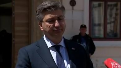 Photo of Andrej Plenković prihvatio ostavku Damira Krstičevića