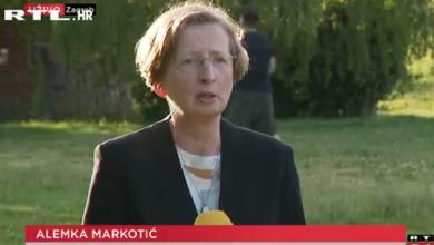 """Photo of VIDEO Markotić otkrila detalje slučaja Brač: """"Pacijent pušten iz splitske bolnice pozitivan je na koronavirus"""""""