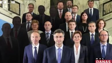 """Photo of VIDEO Četiri godine Vlade Andreja Plenkovića: """"Prijevara stoljeća"""", žetončići, afere i neviđena promenada ministara"""
