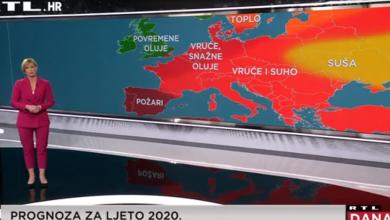 Photo of VIDEO Stigla velika prognoza za ljeto, evo što nas sve čeka