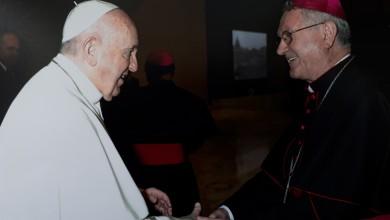 Photo of Papa Franjo udijelio apostolski blagoslov Gospićko-senjskoj biskupiji