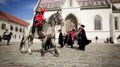 Photo of Smjena straže Kravat pukovnije vraća se na zagrebačke ulice!