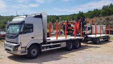 Photo of Volvo se pohvalio da novi model kamiona ide u Liku i čestitao novom vlasniku